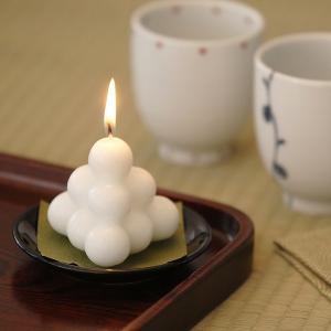 キャンドル お供え 団子 カメヤマ ( ろうそく お供え団子 好物 )|livingut