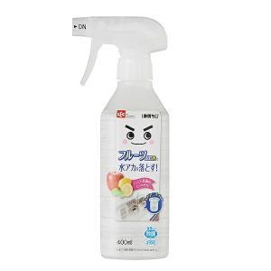 激落ちくん フルーツミックス酸スプレー 400ml 洗剤 除菌 消臭 ( フルーツ 掃除 激落ち )
