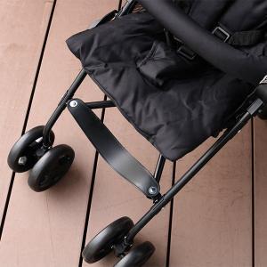 バギー B型ベビーカー 軽量 3.8kg おでかけバギー 4輪 折りたたみ デニム ( ベビーカー コンパクト シート メッシュ 取りはずし 無地 ) livingut 14