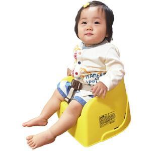 カリブ ベビーチェア 2way イス 椅子 ( ベビー ローチェア 赤ちゃん いす ベルト付き 固定...