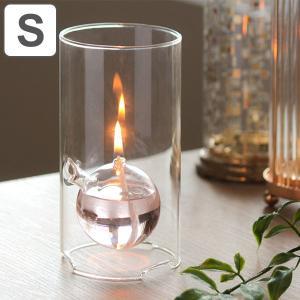 キャンドル オーブオイルガラス S ホルダー オイルキャンドル専用 おしゃれ ( オイルキャンドル カメヤマキャンドル ガラスボトル )|livingut