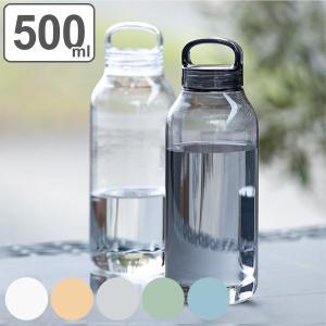 キントー KINTO 水筒 500ml  ウォーターボトル( ボトル マイボトル クリアボトル 軽量 食洗機対応 )|リビングート PayPayモール店