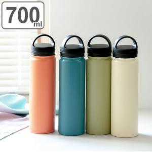 水筒 マグ スクリュー ステンレス BE-SIDE MUG 700ml ( 保温 保冷 広口 マグボトル スリムボトル タンブラー )|リビングート PayPayモール店
