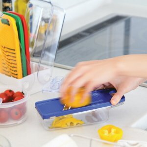 調理器セット スタンド調理器 スライサー おろし器 千切り 安全ホルダー付き ( 千切り器 キッチン...