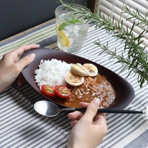 カレー&パスタ皿 26cm SEE カレー皿 プラスチック 食器 皿 日本製 おしゃれ ( 電子レンジ対応 食洗機対応 木製風 カレー皿 木目調 )|livingut|05