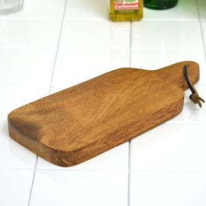 アカシア まな板 カッティングボード 木製 26cm ( ウッド ナチュラル )|livingut