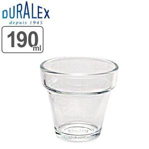 DURALEX デュラレックス LYS STACK リススタック アローメ 190ml ( グラス コップ ガラス )|livingut