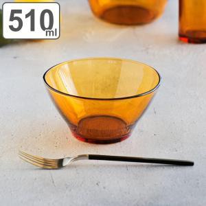 DURALEX デュラレックス AMBER アンバー ボウル 510ml ( サラダボウル ガラス食器 )|livingut