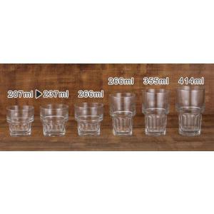 Libbey リビー GIBRALTAR ジブラルタル スタック 237ml ( グラス コップ ガラス )|livingut|03