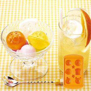製氷皿 アンパンマン アイストレー キャラクター 子供用 ( 製氷型 製氷器 アイストレイ )|livingut