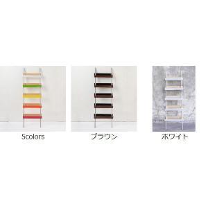 スリッパラック 5足 木製 立て掛け式 ヤマト工芸 yamato ladder rack スリッパ収納 ( スリッパ 収納 スリッパスタンド )|livingut|03