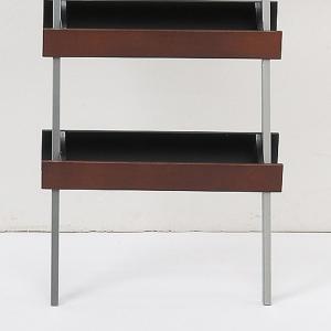 スリッパラック 5足 木製 立て掛け式 ヤマト工芸 yamato ladder rack スリッパ収納 ( スリッパ 収納 スリッパスタンド )|livingut|05