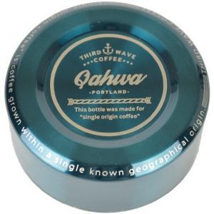 水筒 マグボトル コーヒーボトル QAHWA カフア 420ml 直飲み スリム ステンレス製 テフロン加工 ( ステンレスボトル 保冷 保温 )|livingut|06