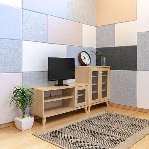 吸音材 吸音パネル フェルメノン 45度カット 80×60cm 吸音 防音 ( パネル ボード 吸音ボード ) livingut 11