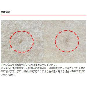 吸音材 吸音パネル フェルメノン 45度カット 80×60cm 吸音 防音 ( パネル ボード 吸音ボード ) livingut 04