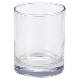 キャンドルポット キャンドルホルダー コップ型 ガラス製 ( キャンドルスタンド ろうそく立て キャンドルグラス ) livingut 02