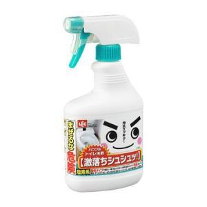 激落ちくん 洗剤 激落ちシュシュッ トイレ洗剤 520ml ( クリーナー トイレ用 掃除 )|livingut|02