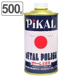 ピカール 金属磨き 500g 研磨剤 livingut