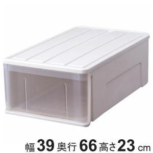 押入れ衣装ケース たっぷり収納ケース 66M ( 収納ケース 引き出し プラスチック )|livingut