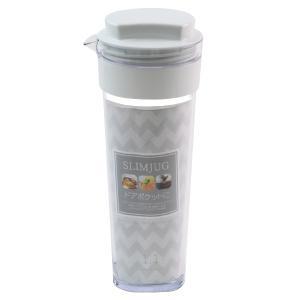 冷水筒 スリムジャグ 1.1L 横置き 縦置き 耐熱 日本製 当店オリジナル商品 ( ピッチャー 麦茶 冷水ポット 麦茶ポット )|livingut|18