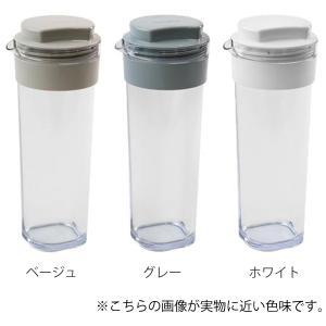 冷水筒 スリムジャグ 1.1L 横置き 縦置き 耐熱 日本製 当店オリジナル商品 ( ピッチャー 麦茶 冷水ポット 麦茶ポット )|livingut|03