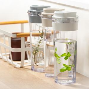 冷水筒 スリムジャグ 1.1L 横置き 縦置き 耐熱 日本製 当店オリジナル商品 ( ピッチャー 麦茶 冷水ポット 麦茶ポット )|livingut|10