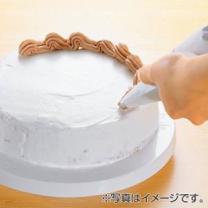 クールスタンド ケーキ用 回転台 24cm 目盛付き ( デコレーションスタンド 飾り付け台 ケーキクーラー )|livingut|03