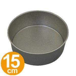 ●基本的なスポンジケーキを作るためのデコ型です。 ●熱伝導がよく、油なじみの良いティンプレート製です...