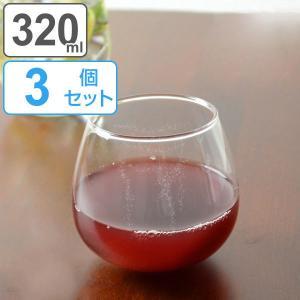 食洗機対応のワイングラスです。底が丸く揺らすとグラス自体がゆらゆら揺れます。気軽におうちワインを味わ...