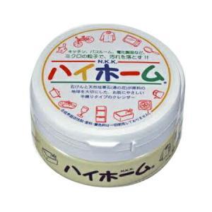 ●天然の珪華の華(湯の花)に、ヤシ油使用の高品質石けんを配合した自然派のクレンザーです。 ●粒子が細...