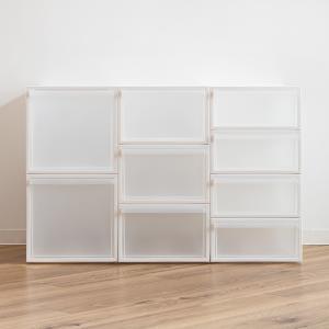 収納ケース 引き出しタイプ クローゼット収納 引き出し 高さ16cm 日本製 ( 収納 衣装ケース 引き出し 収納ボックス )|livingut|06