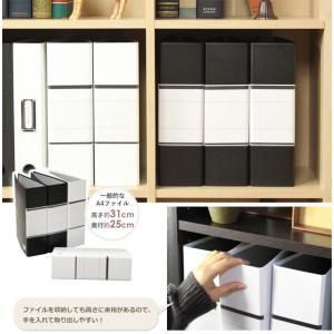本棚 A4収納 ブックシェルフ アーレア 約幅79cm ( 書棚 棚 オープンラック 木目 )|livingut|07