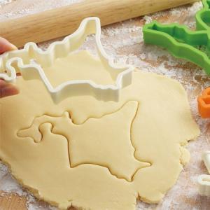 クッキー型 抜き型 ケンミンクッキー型 全国セット 日本地図 ( クッキー抜型 クッキーカッター 都道府県 抜型 )|livingut|03