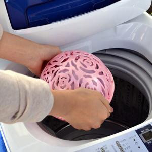 ●ブラジャーの型くずれを防ぐ洗濯用のボールです。 ●パッドやワイヤー入りのブラも洗濯機で洗えます。 ...