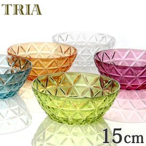 キントー KINTO ボウル トリア TRIA 食器 15cm  ( 小鉢 サラダボウル サラダ 皿 食洗機対応 )|livingut
