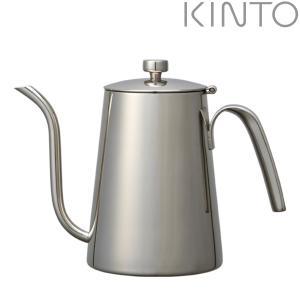 キントー KINTO ケトル SLOW COFFEE STYLE ステンレス製 900ml ( ステンレスケトル ドリップケトル コーヒーケトル  )の画像