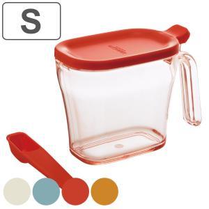 ●カラフルな調味料ポットです。 ●同じシリーズで積み重ねて置くことが可能です。 ●容量少なめのスリム...