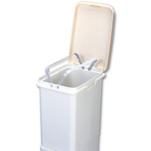ゴミ箱 ふた付き 分別 スリム セパ 2段 34.5L ( ダストボックス ごみ箱 キッチン )|livingut|05