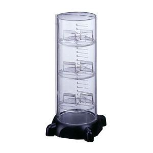 タワー型ライターコレクションケース コレクタワー・Z ( ジッポーライター ZIPPOライター ライター収納 )|livingut|02