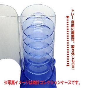 タワー型ライターコレクションケース コレクタワー・Z ( ジッポーライター ZIPPOライター ライター収納 )|livingut|03