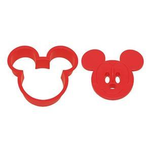 キャラクター 食パン抜き型 ミッキーマウス