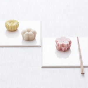 練りきり型 花シリーズ 菊・桜・梅 ヘラ付き ( 押し寿司型 ご飯押し型 )|livingut|05