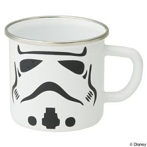 マグカップ ホーローマグ スターウォーズ STAR WARS ホーロー製 ( ホーローマグカップ 琺瑯 ほうろう ) livingut
