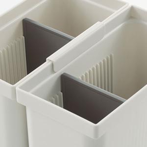キッチン収納ケース ディッシュスタンド S システムキッチン 引き出し用 トトノ ( 皿立て ディッシュラック 食器収納 )|livingut|13