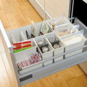 キッチン収納ケース ディッシュスタンド S システムキッチン 引き出し用 トトノ ( 皿立て ディッシュラック 食器収納 )|livingut|18