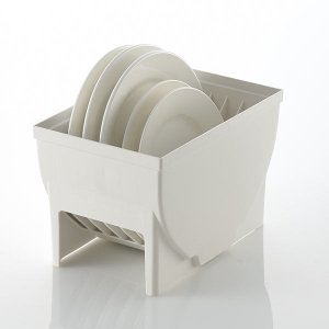 キッチン収納ケース ディッシュスタンド S システムキッチン 引き出し用 トトノ ( 皿立て ディッシュラック 食器収納 )|livingut|03