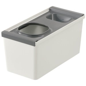 引き出し式システムキッチンの整理整頓に便利なトトノシリーズのレジ袋収納ボックスです。引き出しのサイズ...