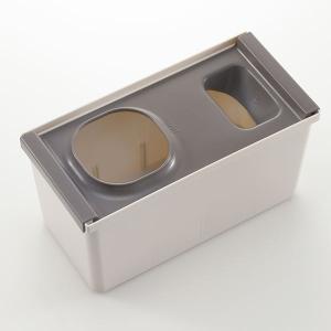 キッチン収納ケース レジ袋収納ボックス システムキッチン 引き出し用 トトノ ( レジ袋ストッカー ゴミ袋ストッカー ポリ袋ストッカー )|livingut|11