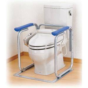 トイレ用手すり ようすけ 手すり高さ3段階 livingut