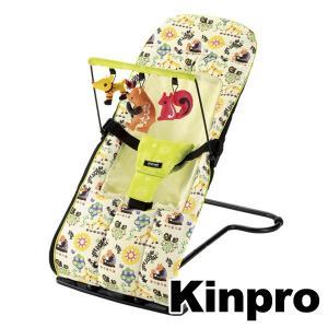 赤ちゃんにやさしいバウンス機能♪独創的なデザインがかわいいバウンシングシートです。赤ちゃんの動きに合...